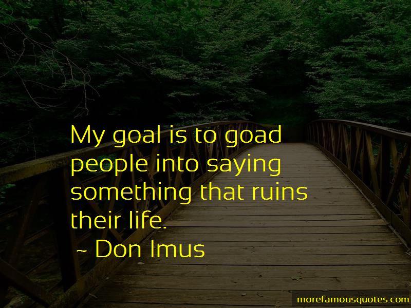 Don Imus Quotes