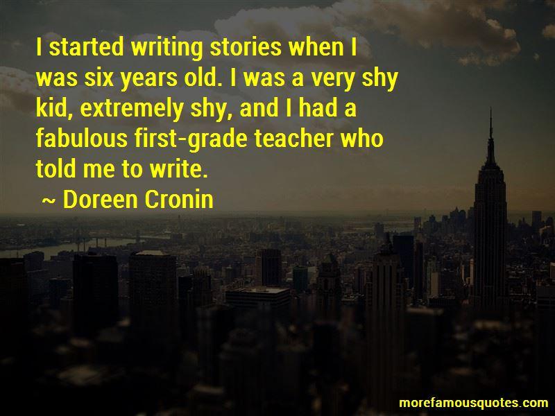 Doreen Cronin Quotes Pictures 2