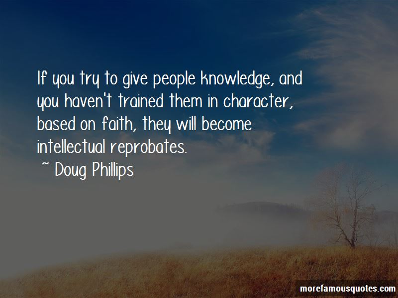 Doug Phillips Quotes Pictures 2