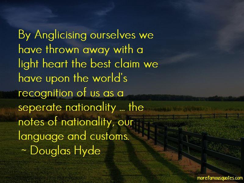 Douglas Hyde Quotes Pictures 2