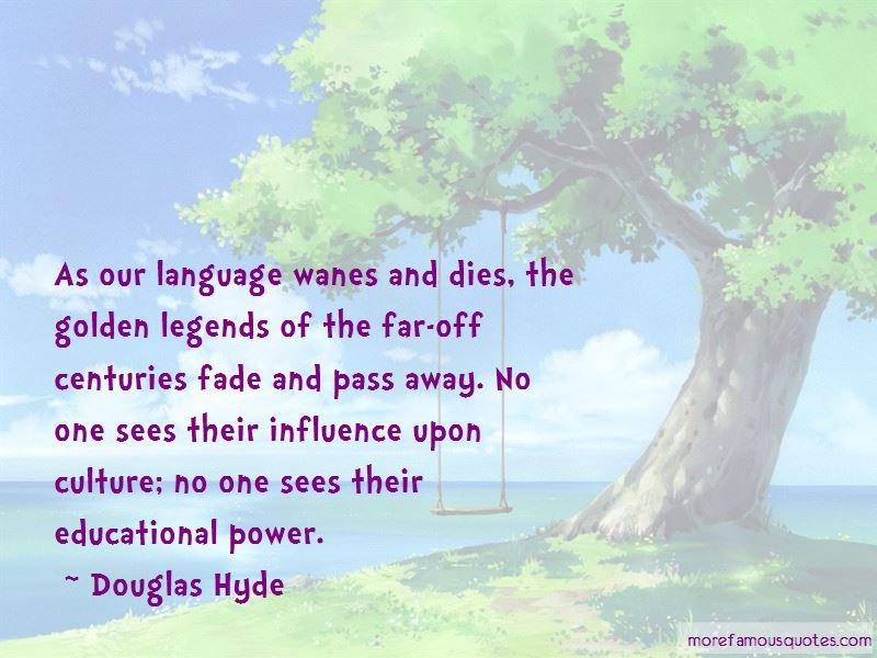Douglas Hyde Quotes