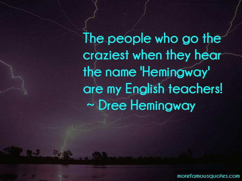 Dree Hemingway Quotes Pictures 2