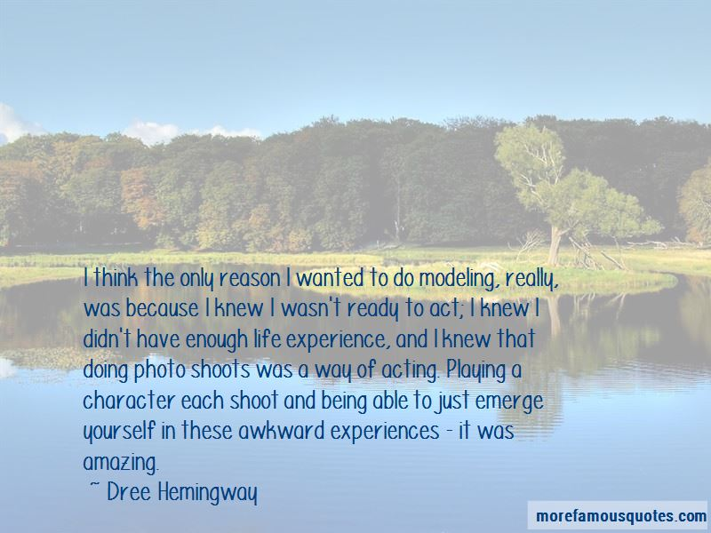 Dree Hemingway Quotes Pictures 4
