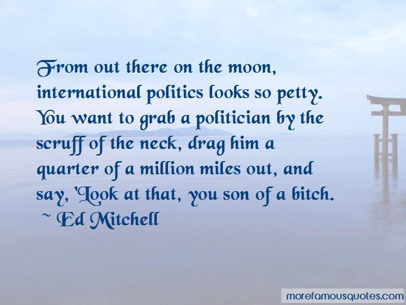 Ed Mitchell Quotes