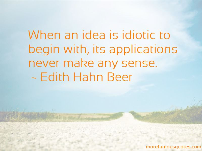 Edith Hahn Beer Quotes Pictures 2