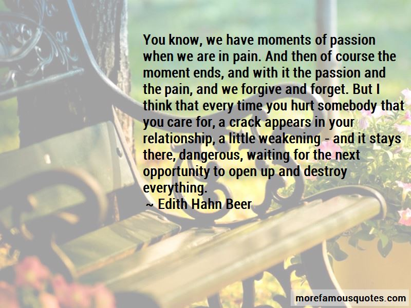 Edith Hahn Beer Quotes Pictures 4