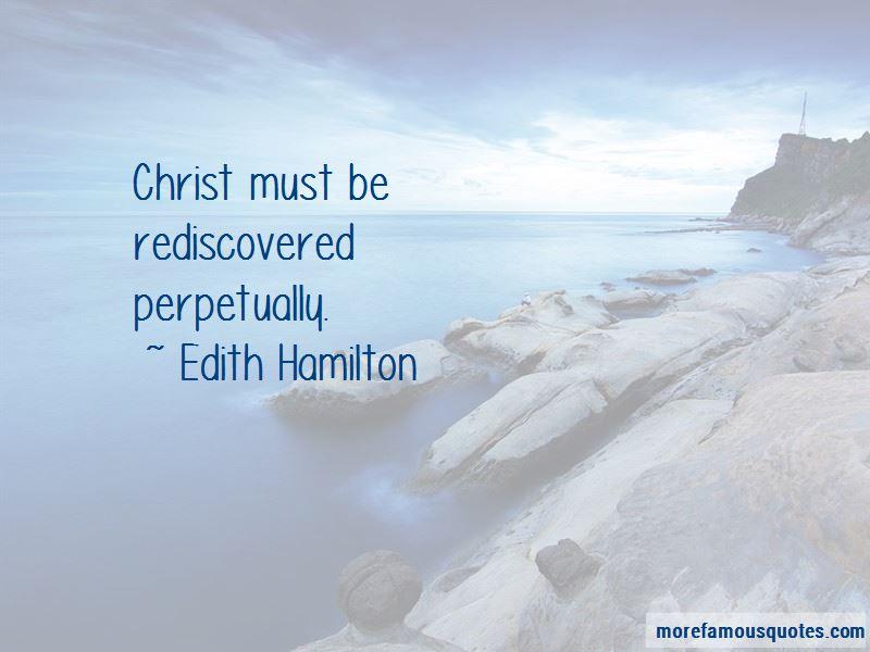 Edith Hamilton Quotes Pictures 3