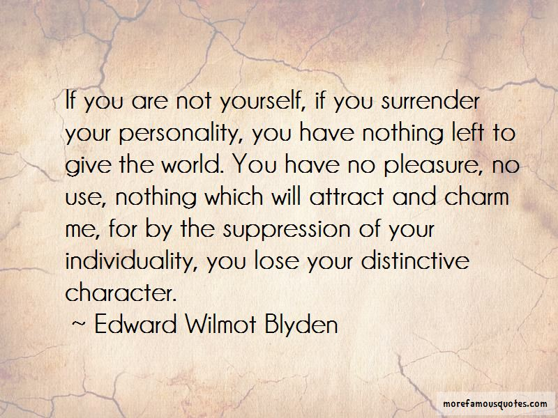 Edward Wilmot Blyden Quotes Pictures 2