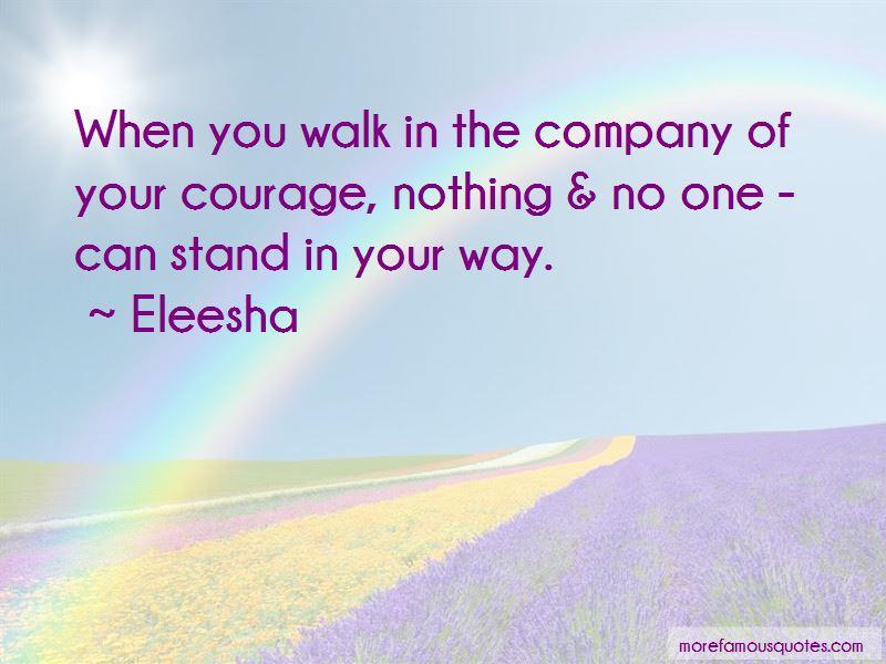 Eleesha Quotes Pictures 2