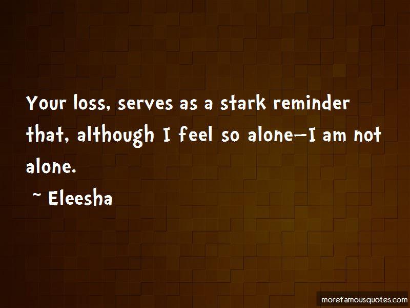 Eleesha Quotes Pictures 3