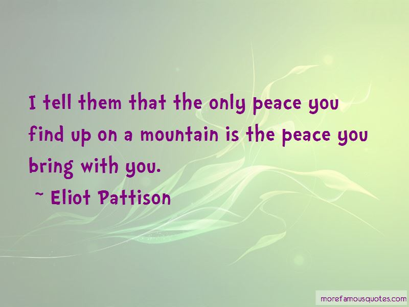 Eliot Pattison Quotes Pictures 4