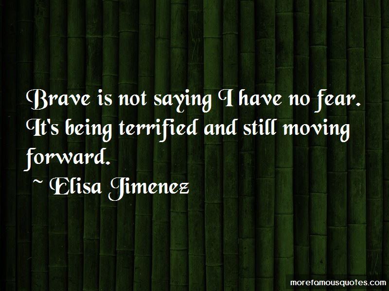 Elisa Jimenez Quotes Pictures 2