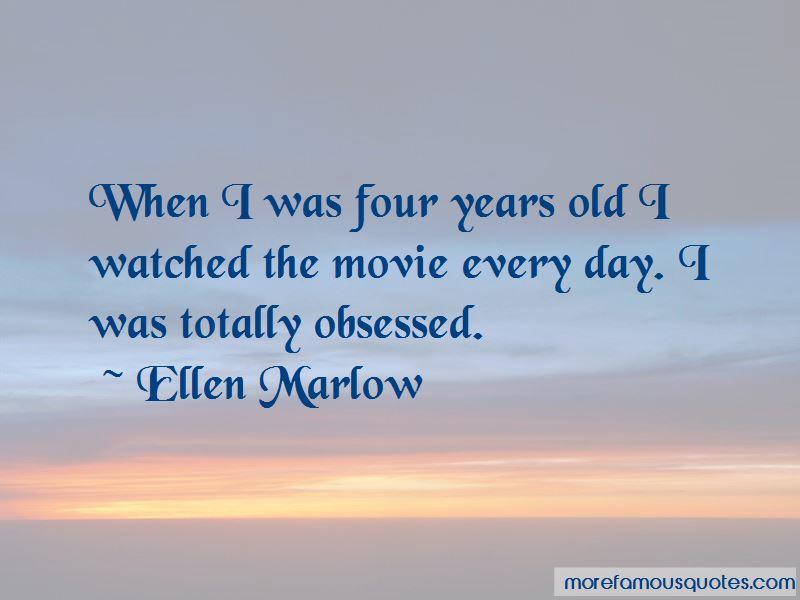 Ellen Marlow Quotes Pictures 2