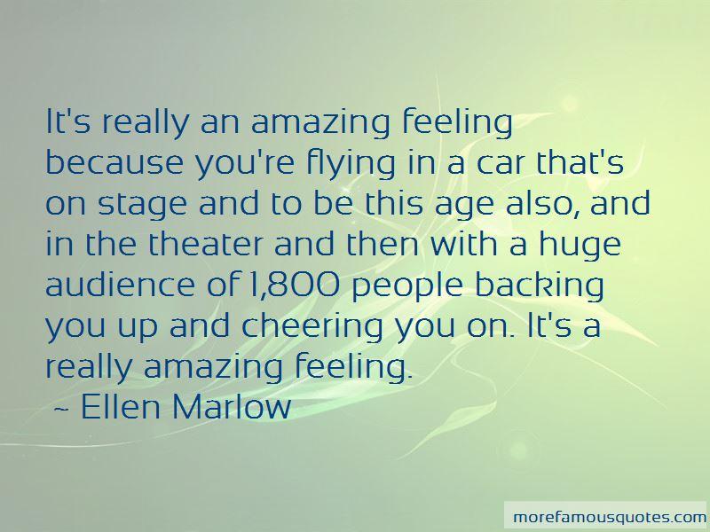 Ellen Marlow Quotes Pictures 3
