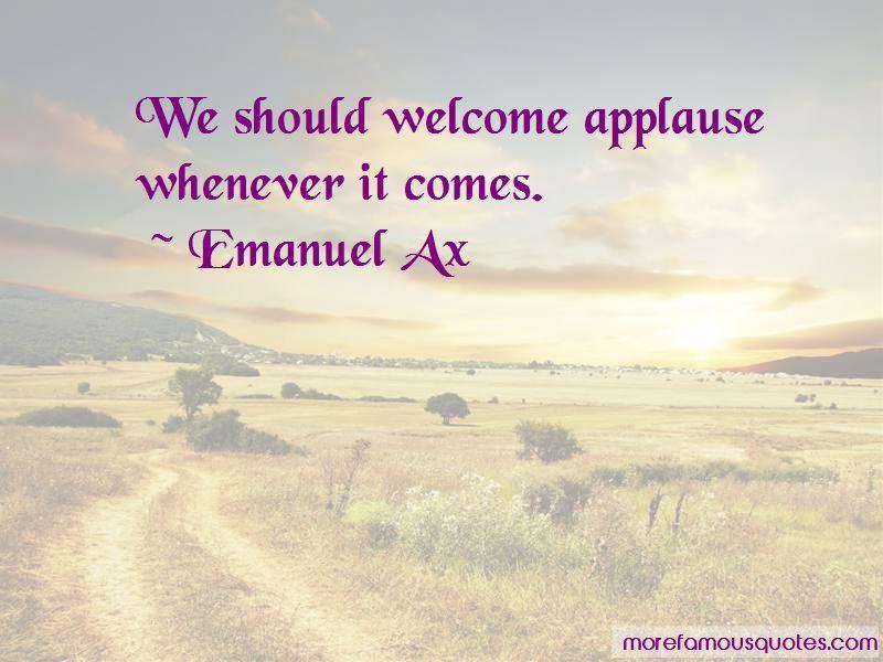 Emanuel Ax Quotes Pictures 4