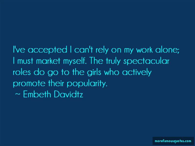 Embeth Davidtz Quotes Pictures 3