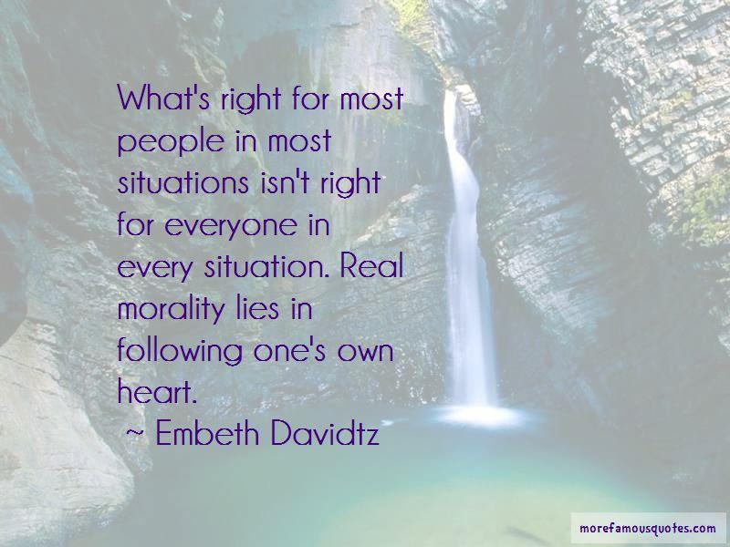 Embeth Davidtz Quotes
