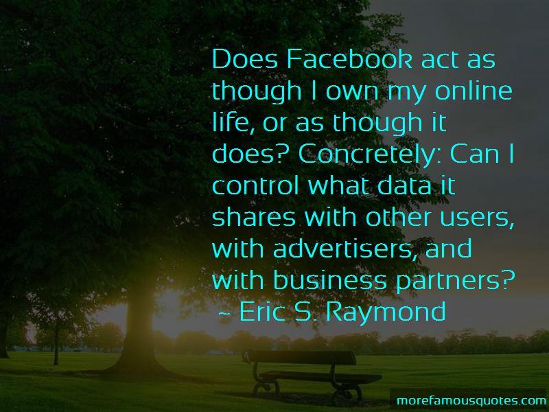 Eric S. Raymond Quotes Pictures 3