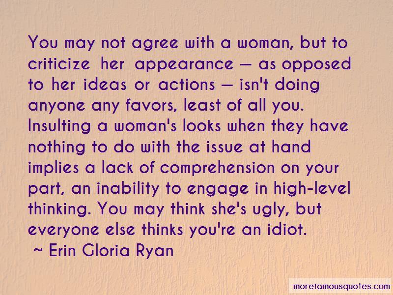 Erin Gloria Ryan Quotes