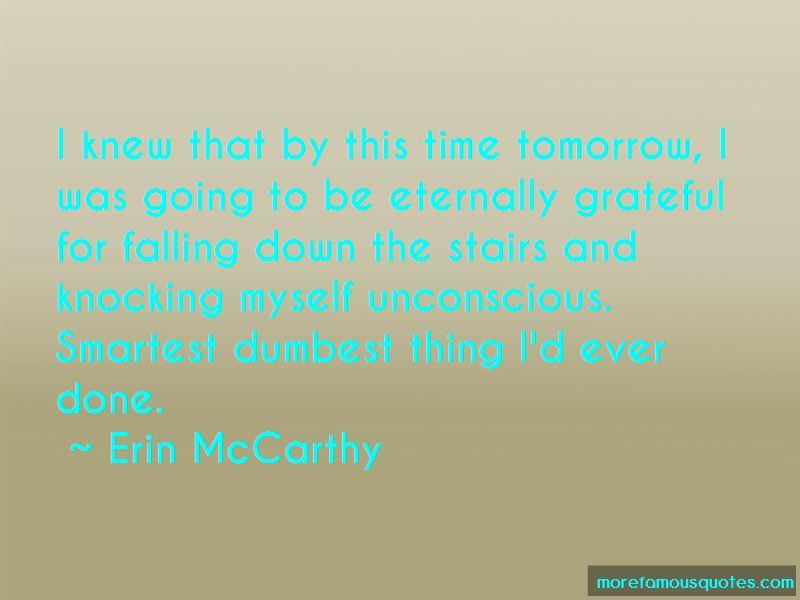 Erin McCarthy Quotes