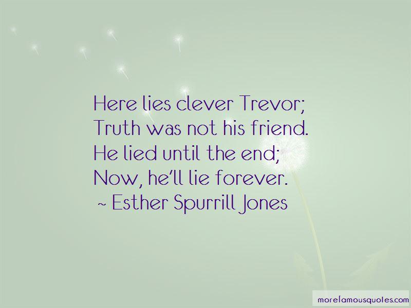 Esther Spurrill Jones Quotes Pictures 4