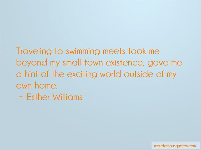 Esther Williams Quotes Pictures 2