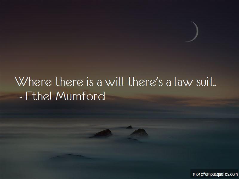 Ethel Mumford Quotes Pictures 2