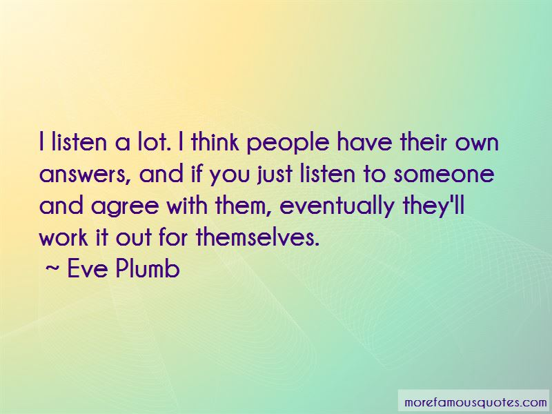 Eve Plumb Quotes Pictures 3