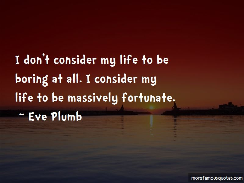 Eve Plumb Quotes Pictures 4