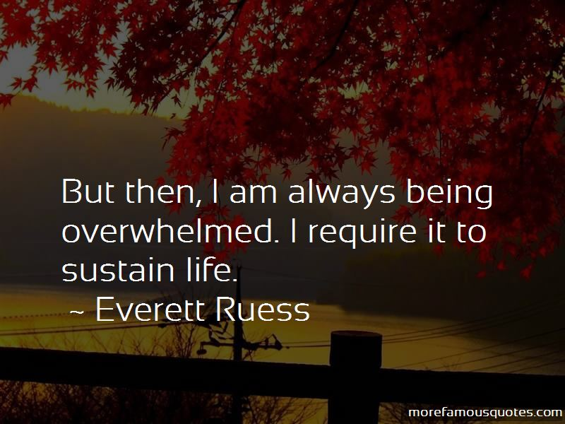 Everett Ruess Quotes Pictures 2