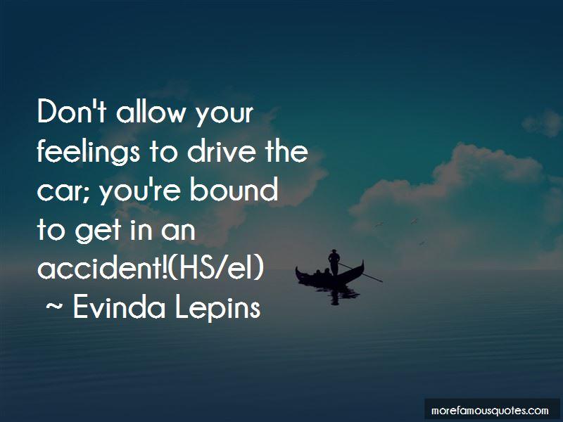 Evinda Lepins Quotes Pictures 3