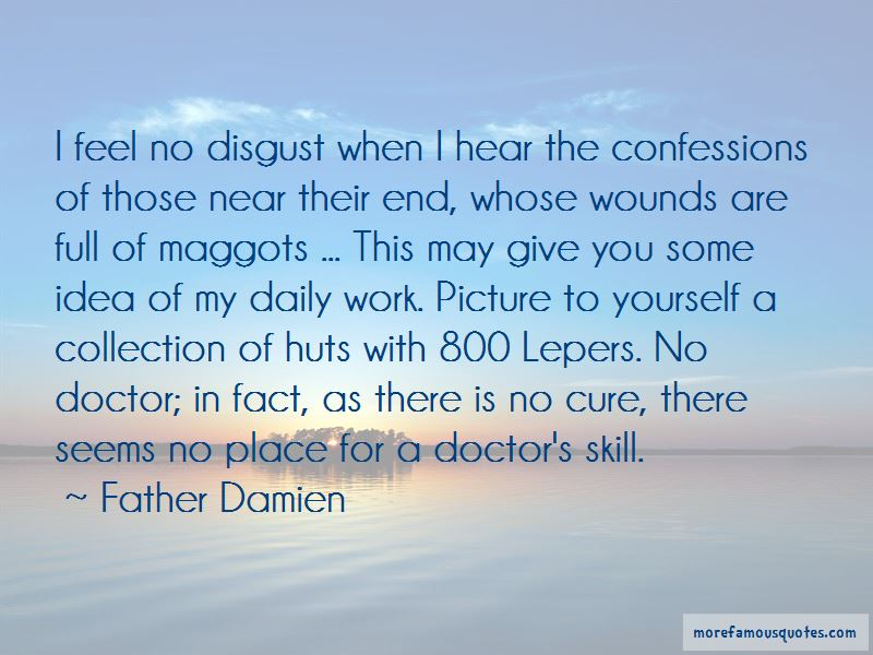 Father Damien Quotes Pictures 3