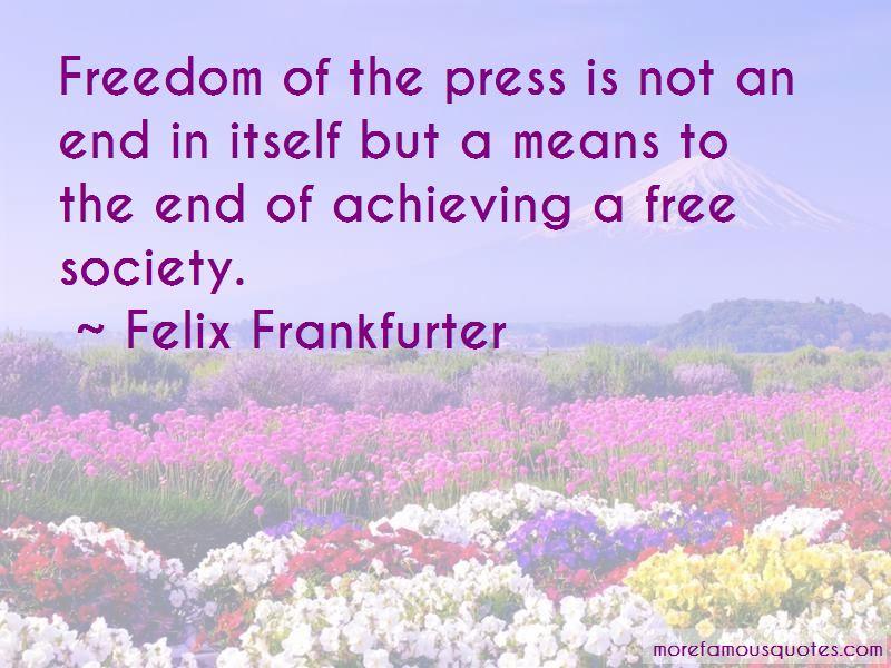 Felix Frankfurter Quotes Pictures 3