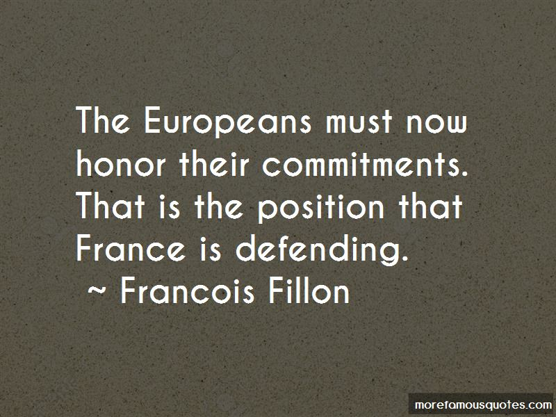 Francois Fillon Quotes Pictures 2