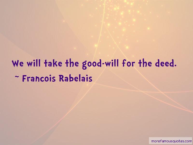 Francois Rabelais Quotes Pictures 2