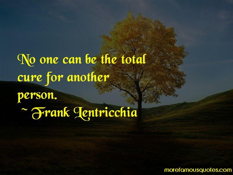 Frank Lentricchia Quotes Pictures 2