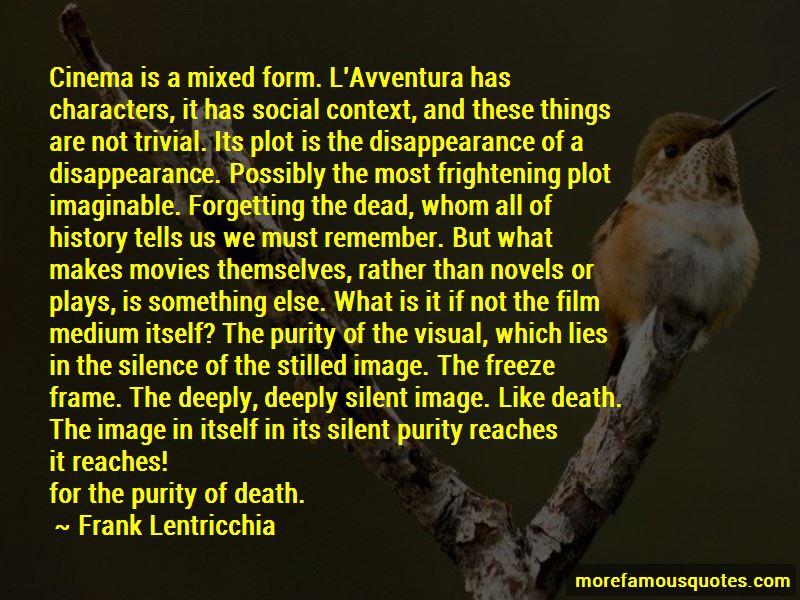 Frank Lentricchia Quotes Pictures 3