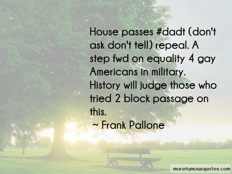 Frank Pallone Quotes Pictures 2