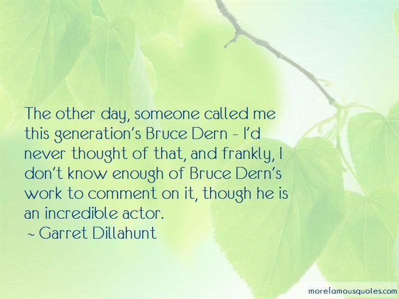 Garret Dillahunt Quotes Pictures 2