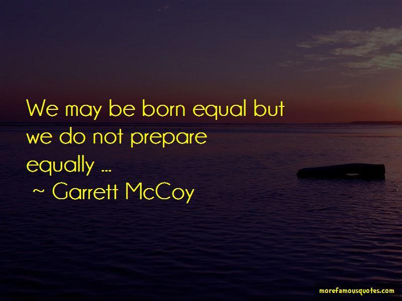 Garrett McCoy Quotes Pictures 4