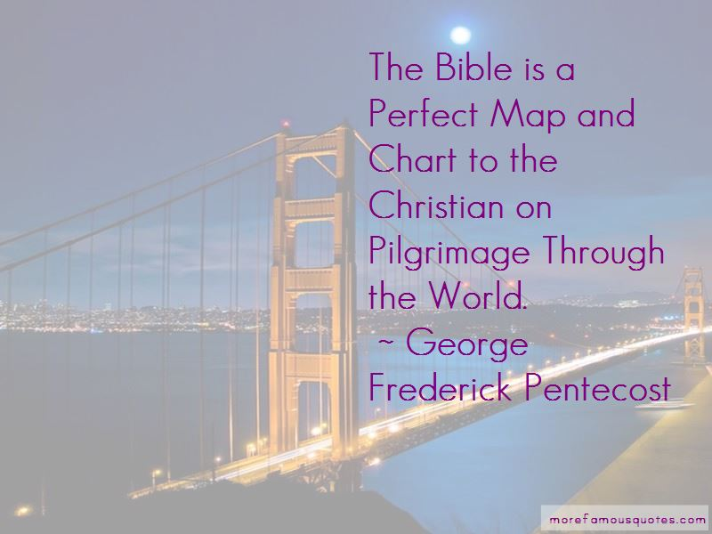 George Frederick Pentecost Quotes Pictures 2