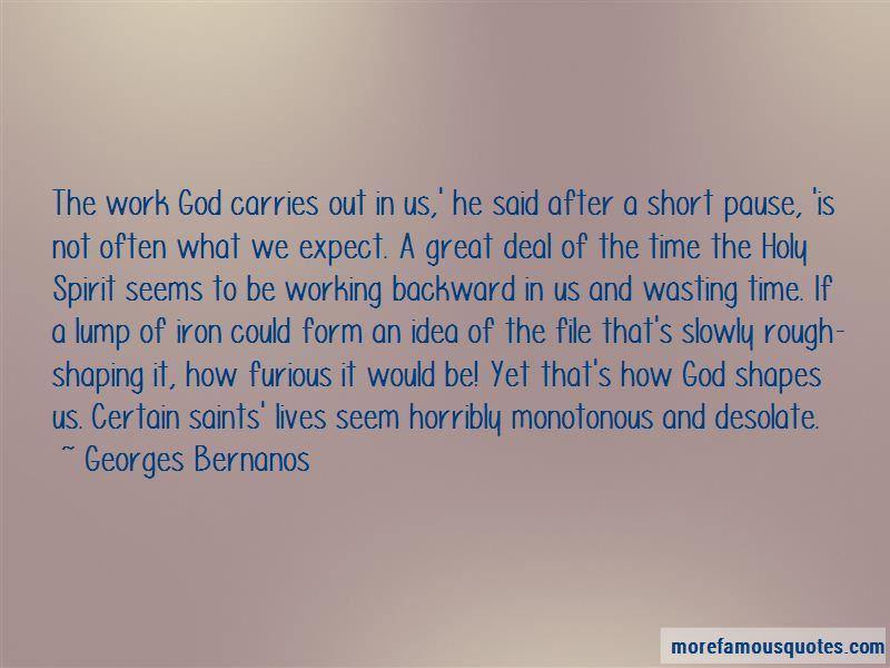 Georges Bernanos Quotes Pictures 2