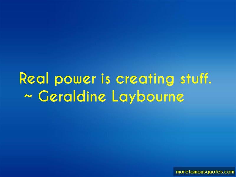 Geraldine Laybourne Quotes Pictures 4