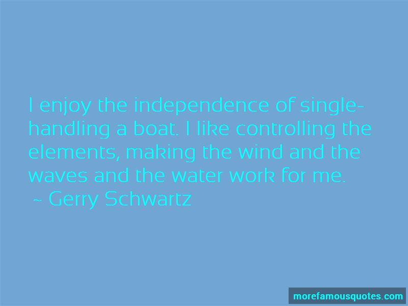 Gerry Schwartz Quotes Pictures 4