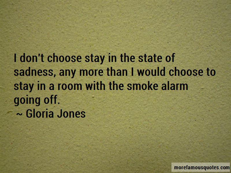Gloria Jones Quotes Pictures 3