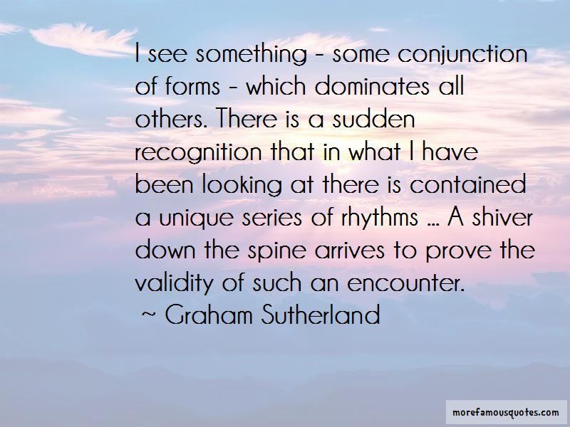 Graham Sutherland Quotes