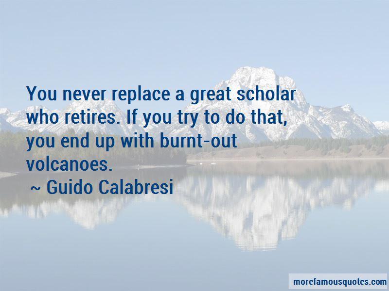 Guido Calabresi Quotes