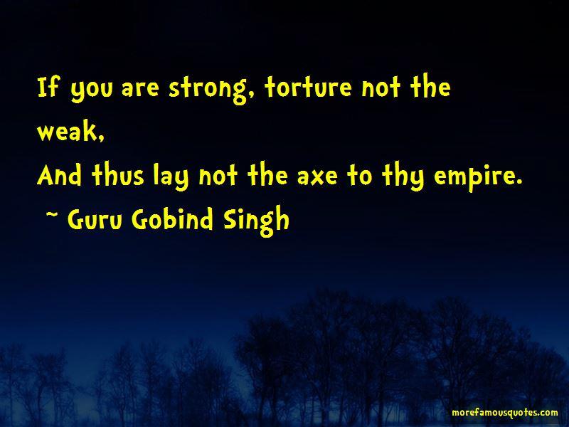 Guru Gobind Singh Quotes Pictures 3