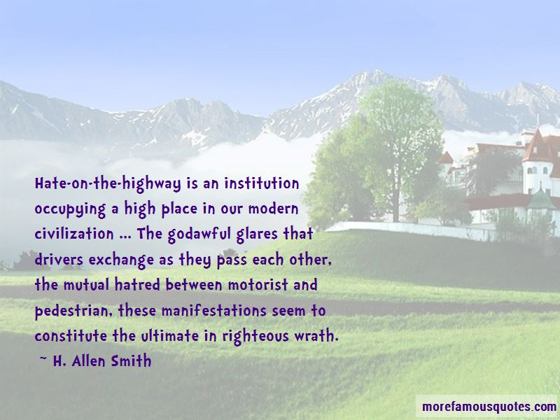 H. Allen Smith Quotes Pictures 2