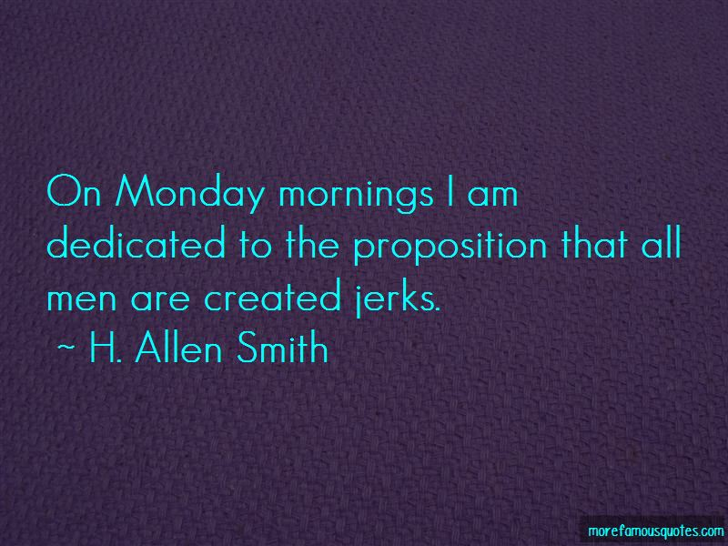 H. Allen Smith Quotes Pictures 3